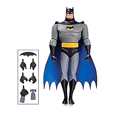 DC Collectibles : The Animated Series: Batman Action Figure: Toy: Toys & Games