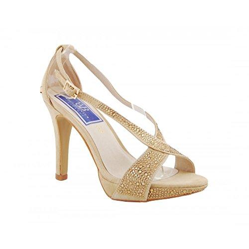 Benavente Women's Court Shoes Beige DtbcPRy7PW