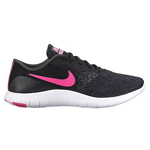 Chaussures Contact Pink Mixte Wmns Fitness De Black Nike Hyper Adulte Flex Anthracite RS6xvnq