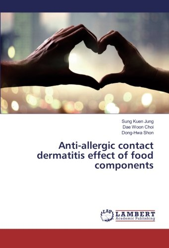Anti-allergic contact dermatitis effect of food components