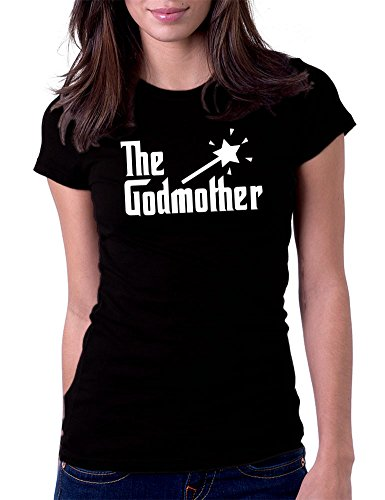 Godmother - Womens Tee T-Shirt, XL, Black ()