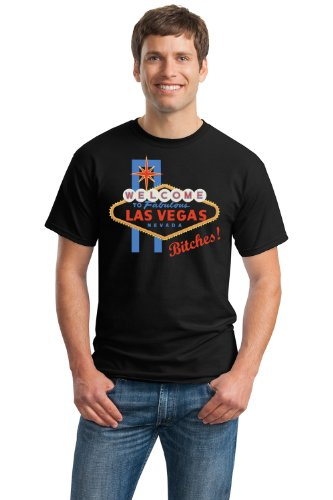 WELCOME TO LAS VEGAS, BITCHES! Unisex T-shirt / Bachelorette Party Tee