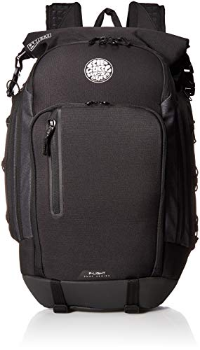 419JRp5W2iL - Rip Curl Men's F-Light Surf Molded Backpack, midnight, 1SZ