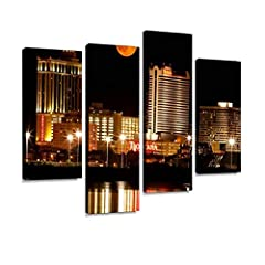 Wave goodbye to a wide open space on your walls and welcome a touch of fresh inspiration into your home with this unique wall art.       Can be personalized made,please contact us if Any Size, Any Picture!                Features:    ...