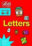 Letters Age 4-5 (Letts Fun Learning) (Letts Fun Farmyard Learning)