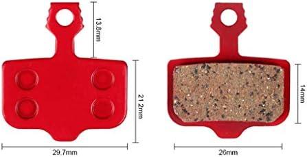 T TOOYFUL 1ペア バイクブレーキパッド 自転車 マウンテンバイク ディスクブレーキパッド 交換部品