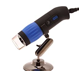Aven 26700-300 ZipScope USB Digital Microscope with 2 Mega-Pixel 10x-50x Optical, 200x Digital Magnification
