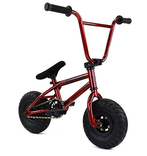 Mayhem Riot Mini BMX Bike (Ricochet - 10 Bmx Inch Bars