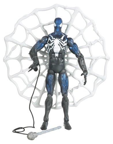 eroes Figure Assortment - BLACK SUITED SPIDER-MAN ()