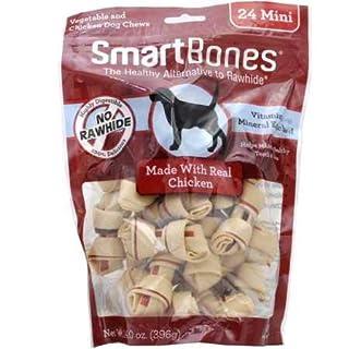 SmartBones Mini Chicken Chews (24 Pack)