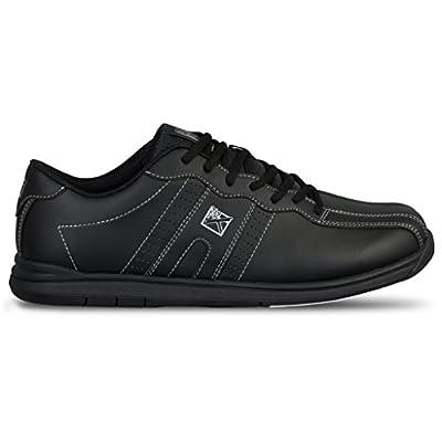 KR Strikeforce OPP Black Men's Bowling Shoes