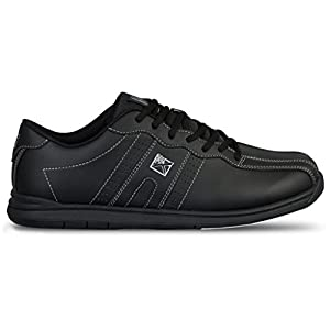 KR Strikeforce OPP Black Men's Wide Bowling Shoes