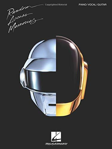 Daft Punk - Random Access Memories (Piano, Vocal, Guitar)
