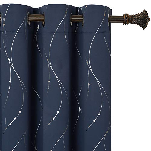 thermal patterned curtains - 3