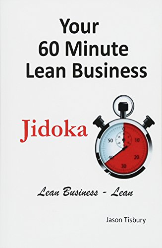 Your 60 Minute Lean Business - Jidoka Mr Jason Tisbury