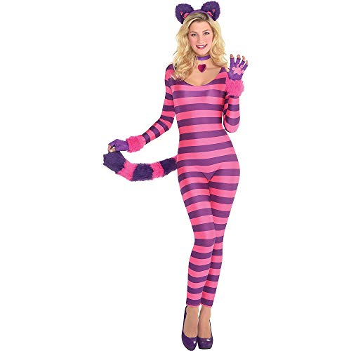 Suit Yourself Lady Cheshire Kitty Cat Halloween Costume for Women, Includes Accessories - Alice-in-Wonderland.net shop Suit Yourself Lady Cheshire Kitty Cat Halloween Costume for Women, Includes Accessories - Alice-in-Wonderland.net shop - 웹