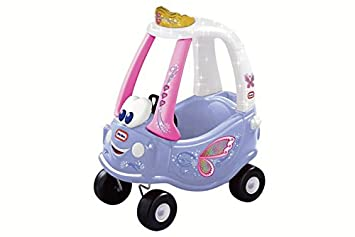 Little Tikes 0050743173165 Ride On Push Entlang Auto Walker Cozy Coupe Fahrzeug