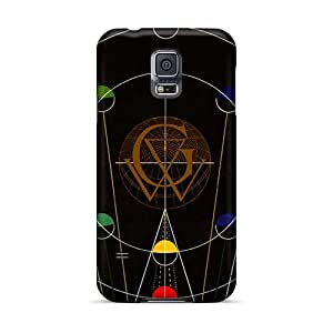 Samsung Galaxy S5 DBu4706vAmX Allow Personal Design High-definition Inside Out Pattern Protector Cell-phone Hard Cover -MansourMurray