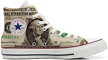 Gepersonaliseerde schoenen in de VS (custom product) Dollaro USA