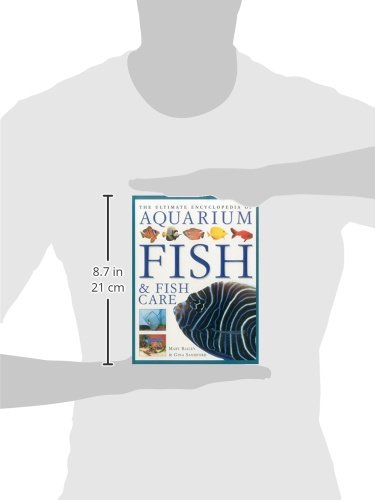 The Ultimate Encyclopedia of Aquarium Fish & Fish Care: A Definitive Guide To Identifying And Keeping Freshwater And Marine Fishes by imusti (Image #1)