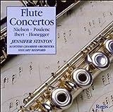 20th Century Flute Concertos / Jennifer Stinton