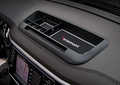 FidgetFidget Car Center Console Dashboard Storage Box Tray for Volkswagen Atlas 2018