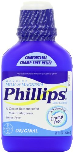 El leche de Magnesia Origine 26 fl. oz Phillips