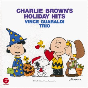 Vince Guaraldi Trio Charlie Brown S Holiday Hits