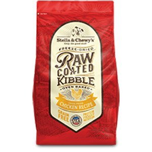 Image of Stella & Chewy's Raw Coated Chicken Recipe Dog Food 10lb