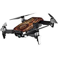 MightySkins Skin for DJI Mavic Air Drone - Wooden Floral | Min Coverage Protective, Durable, and Unique Vinyl Decal wrap cover | Easy To Apply, Remove, and Change Styles | Made in the USA