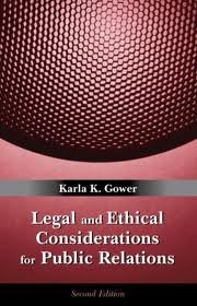 Read Online Legal and Ethical Considerations for Public Relations 2nd (second) edition PDF