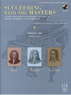 An Introduction To Succeeding With The Masters Learn Play Piano Music Book /& CD
