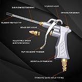 Industrial Air Blow Gun with Brass Adjustable Air