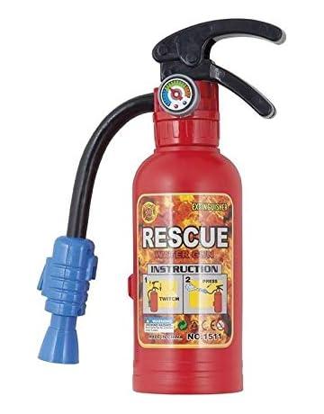 DISBACANAL Extintor de Bombero