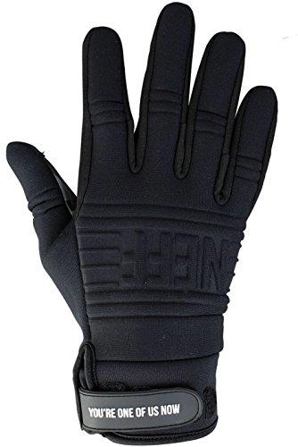Mens Pipe Glove - neff Men's Daily Pipe Glove, Black, X-Large