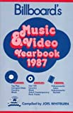 1987 Music and Video Yearbook, Joel Whitburn, 0898200652