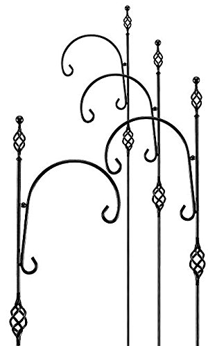 Barley Shepherd Hook [Set of 4]