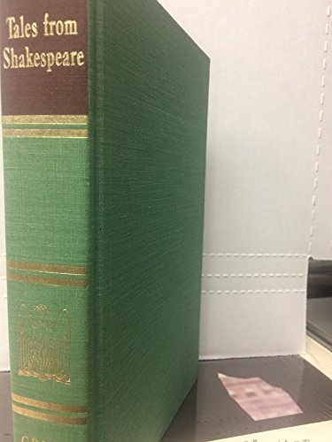 TALES FROM SHAKESPEARE By CHARLES and MARY LAMB 1924 Illustrated