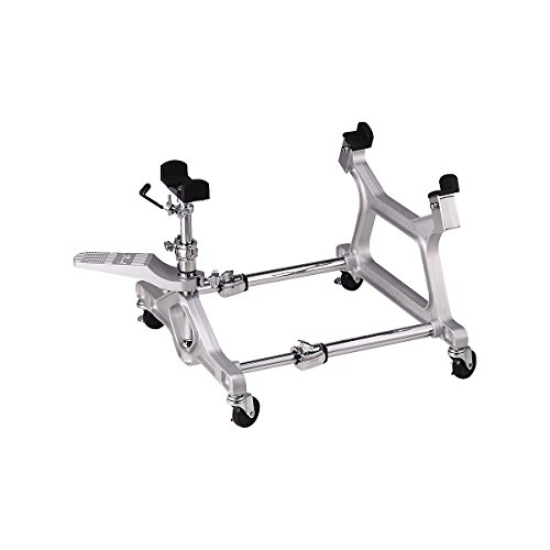 Pearl Tilting Concert Bass Drum Stand with Footrest (Concert Bass Drum Tilting Stand)