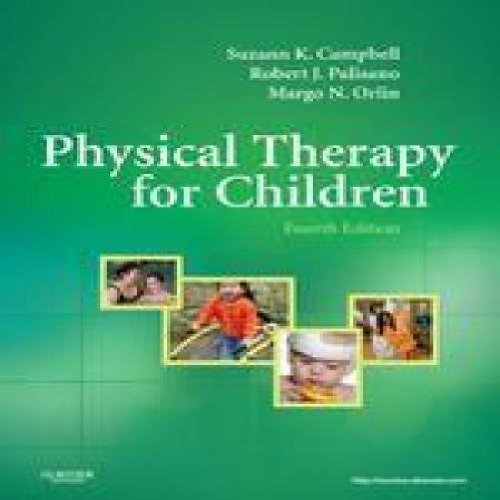 Physical Therapy For Children 4Ed (Hb 2012)