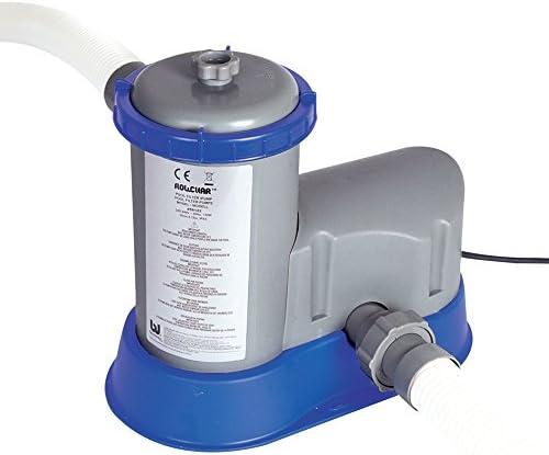 Filtro III Bestway 8321350 5.678 litros//Hora Hidrobomba