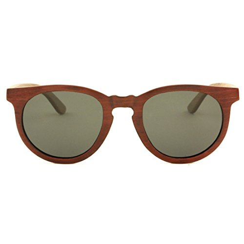Smoke Brown Gafas Humo Marrón Madera Polarizado Sol Oliver De RawWood qw4zUx74