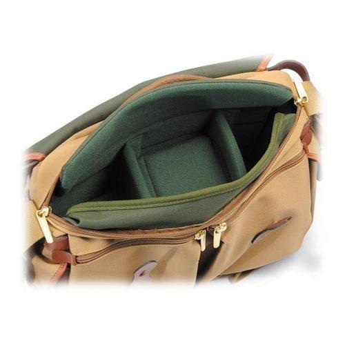 Billingham Packington Canvas Bag for Camera - Khaki/Tan by Billingham (Image #4)
