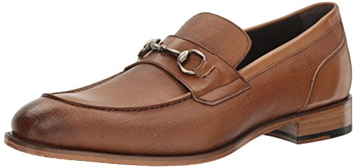Bacco Bucci Mens Mossi Instappers Loafer Whisky
