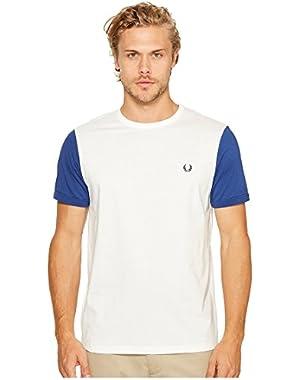 Mens Colour Block T-Shirt