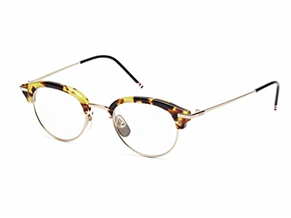 9de232e40ae1 Amazon.com  Thom Browne TB-706-C-TKT-GLD-47 Eyeglasses  Home Improvement