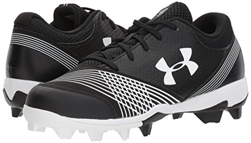 Under Armour Women's Glyde RM Softball Shoe, Black (011)/Black, 7.5 by Under Armour (Image #6)
