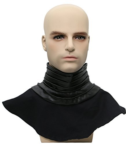 Kylo Ren Neck Seal Cover Piece Costume Accessories for (Seal Halloween Costumes)
