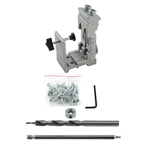 - General Tools 854 Adjustable Pocket Hole Jig