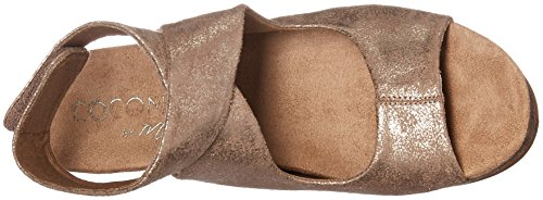 Coryn Matisse Coconuts Wedge by by Womens Pewter Sandal Coconuts Twx7zXx